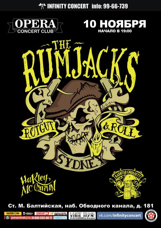 The RUMJACKS (AUS)