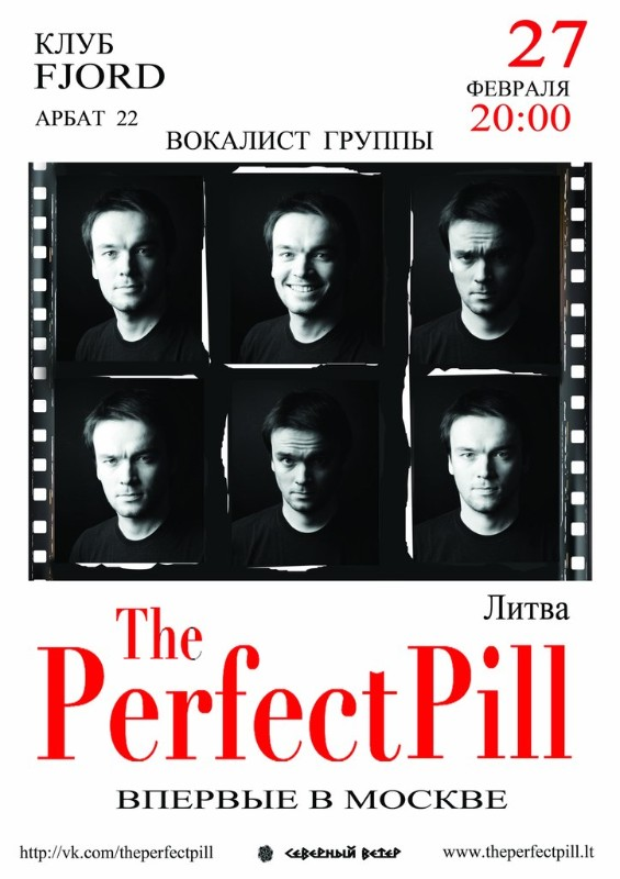 The Perfect Pill