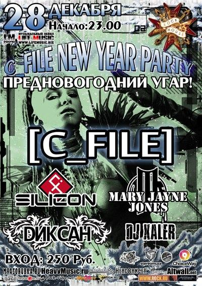 C_FILE NEW YEAR PARTY