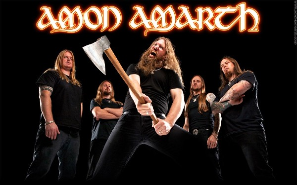 Amon Amarth @ Tele-Club