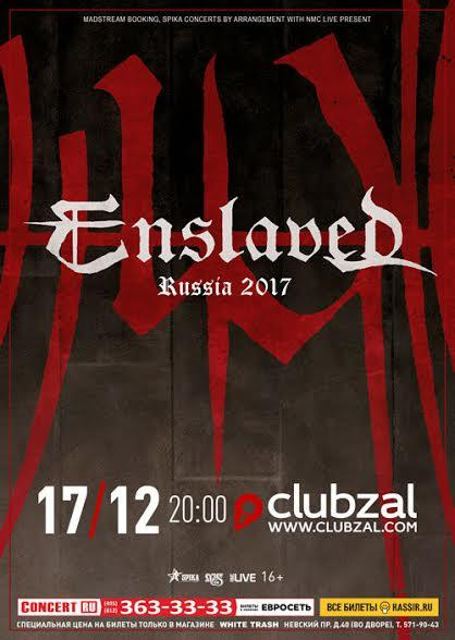ENSLAVED (NOR)