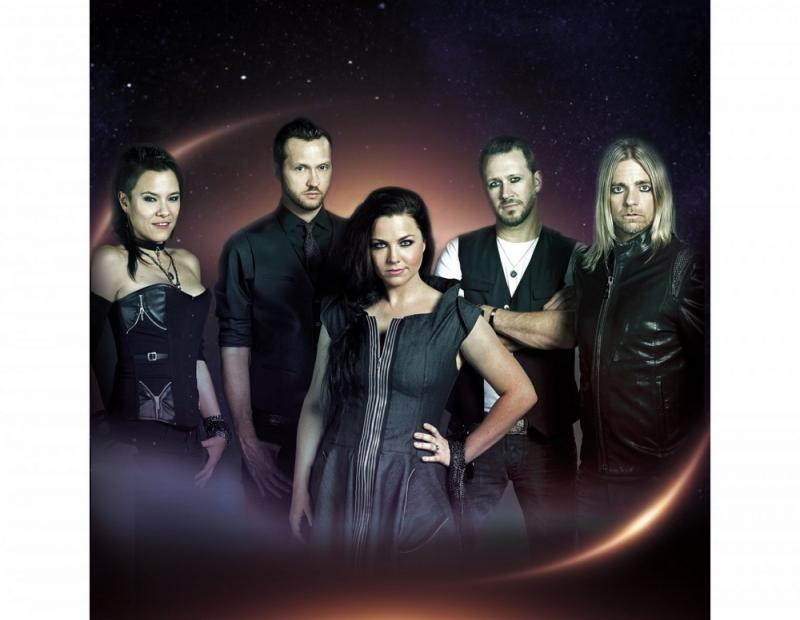 Evanescence @ STADIUM
