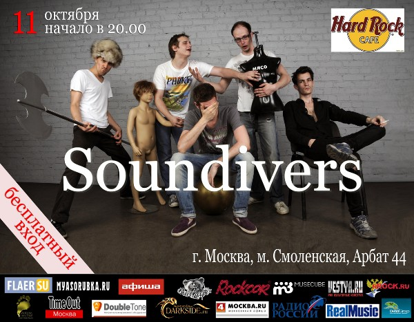 Soundivers