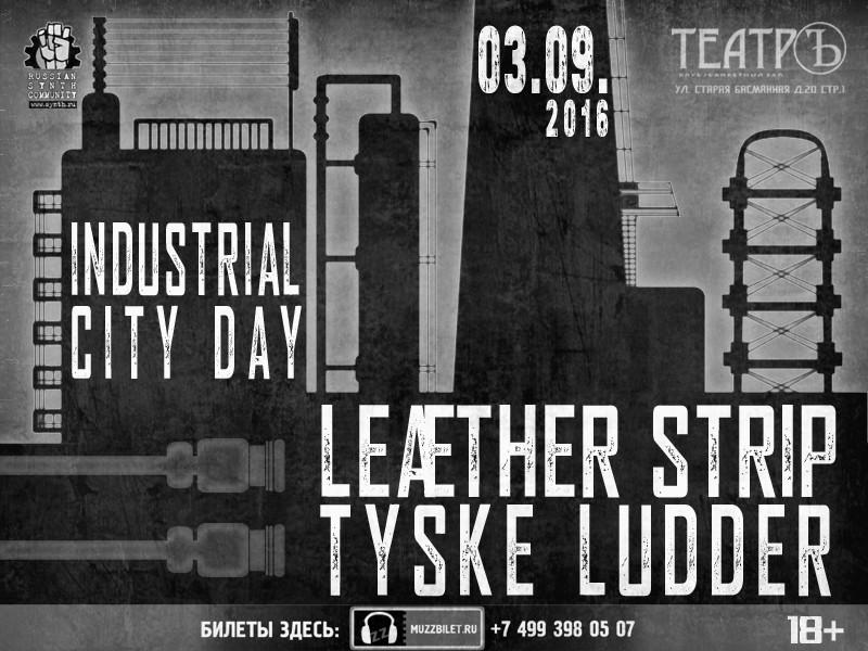 Industrial City Day