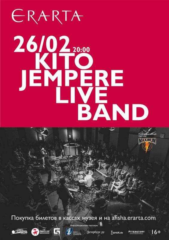 KITO JEMPERE LIVE BAND