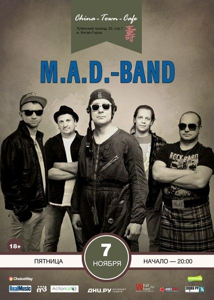 M.A.D.-BAND
