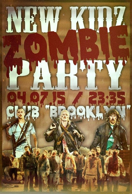 NEW KIDZ ZOMBIE GABBER PARTY