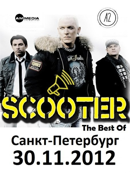 Scooter - The Best Of (Live)