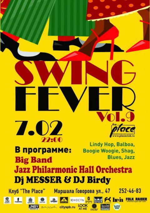 Swing Fever Vol.9