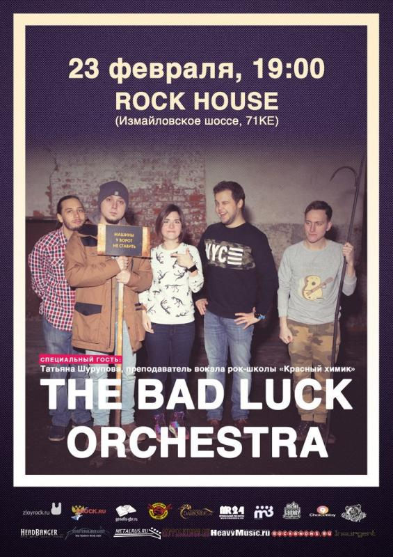 The Bad Luck Orchestra