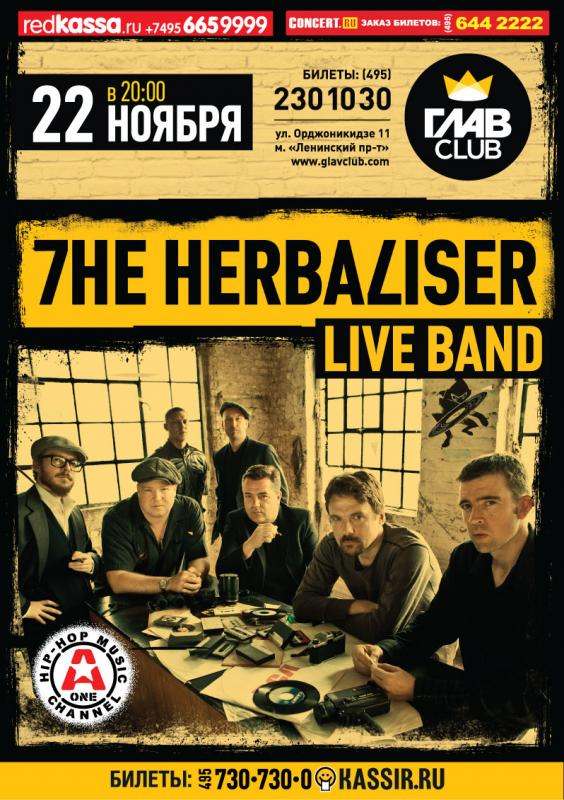 The Herbaliser (live band)