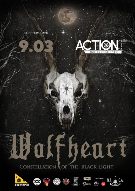 Wolfheart @ Action
