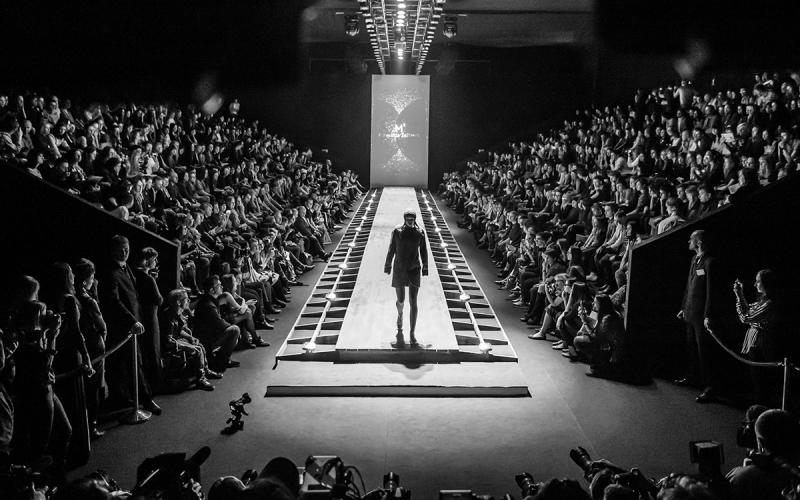 Mercedes-Benz Fashion Week 2016
