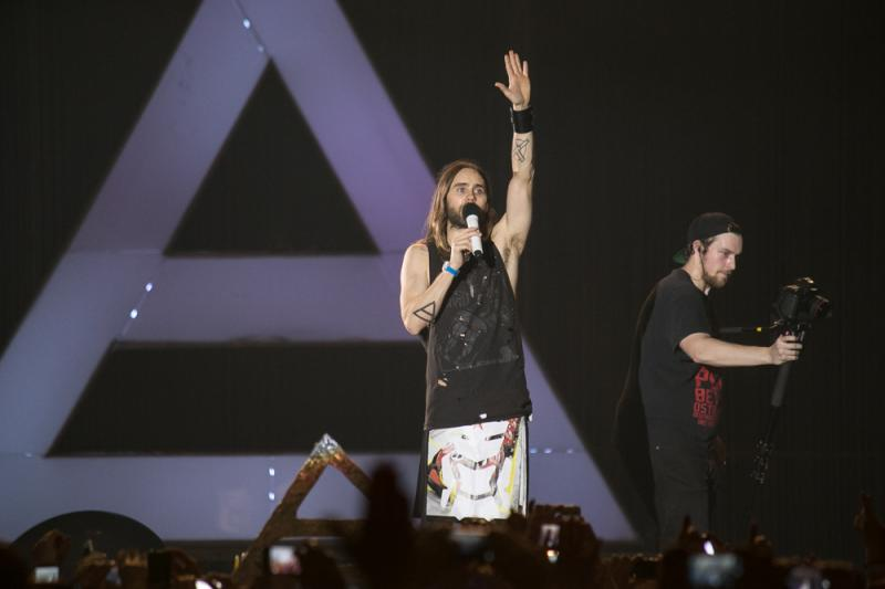 11 фото к материалу 30 SECONDS TO MARS  and the story goes on