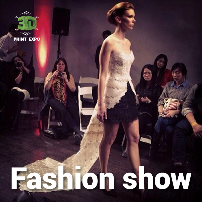 3D fashion days на 3D Print Expo