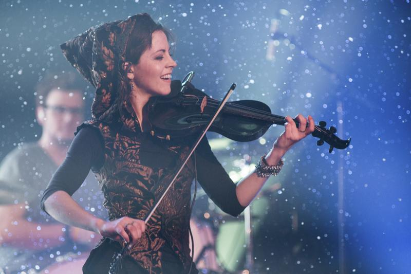 3 фото к материалу Lindsey Stirling в России