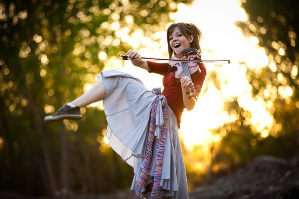 4 фото к материалу Lindsey Stirling в России