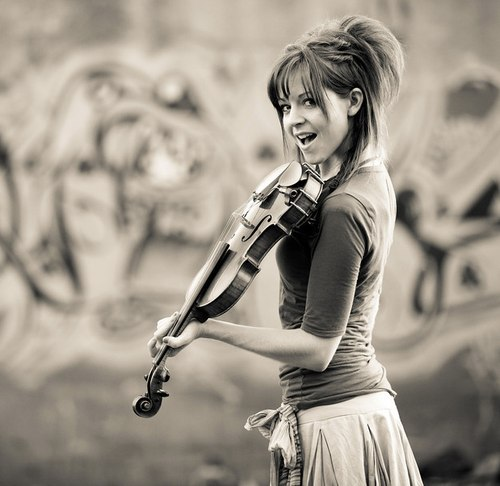 5 фото к материалу Lindsey Stirling в России