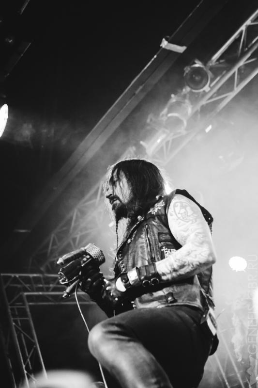 18 фото к материалу Amorphis Under The Red Cloud Tour 2016