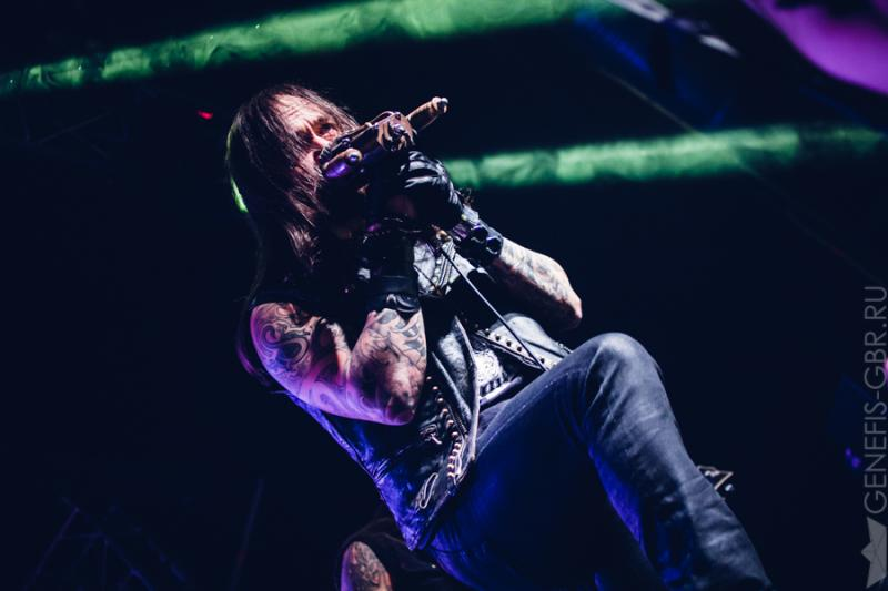32 фото к материалу Amorphis Under The Red Cloud Tour 2016