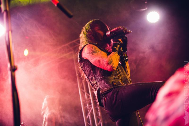 40 фото к материалу Amorphis Under The Red Cloud Tour 2016