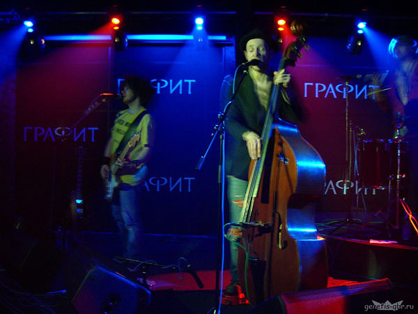19 фото к материалу Billys band в клубе Графит