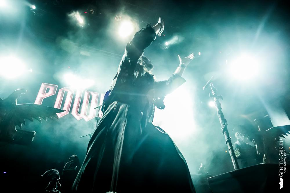 1 фото к материалу Blessed   Possessed Powerwolf