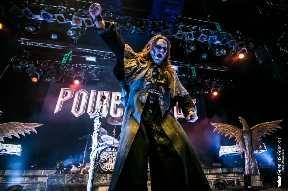 10 фото к материалу Blessed   Possessed Powerwolf