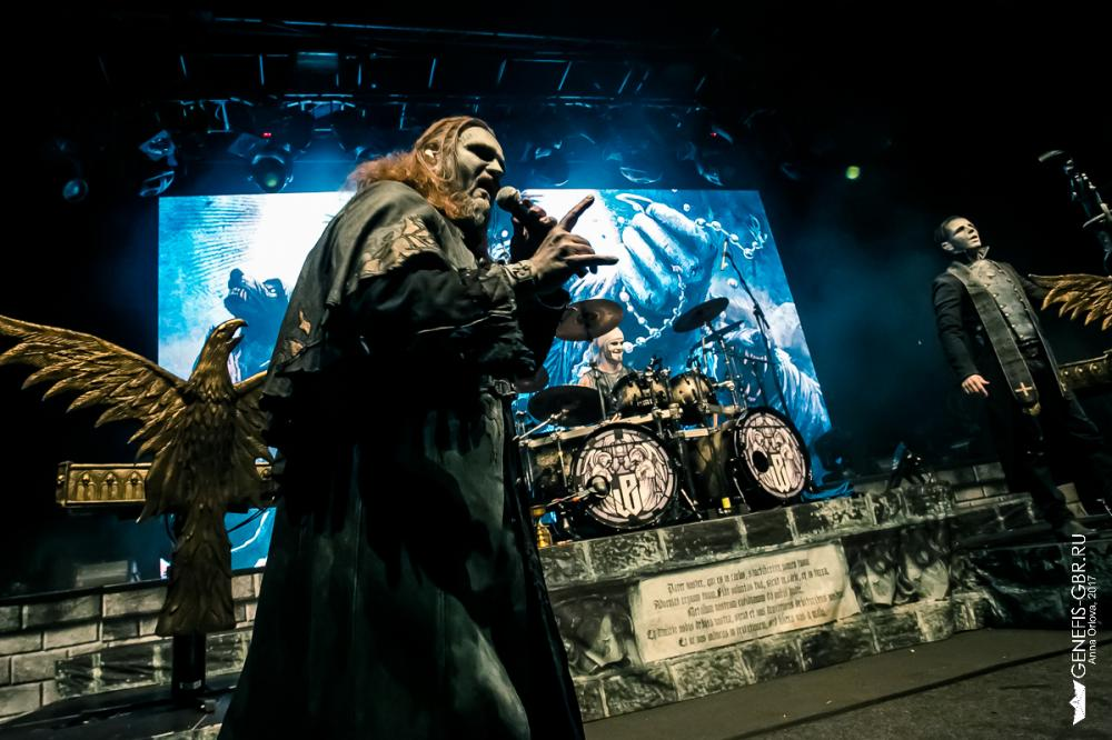 15 фото к материалу Blessed   Possessed Powerwolf