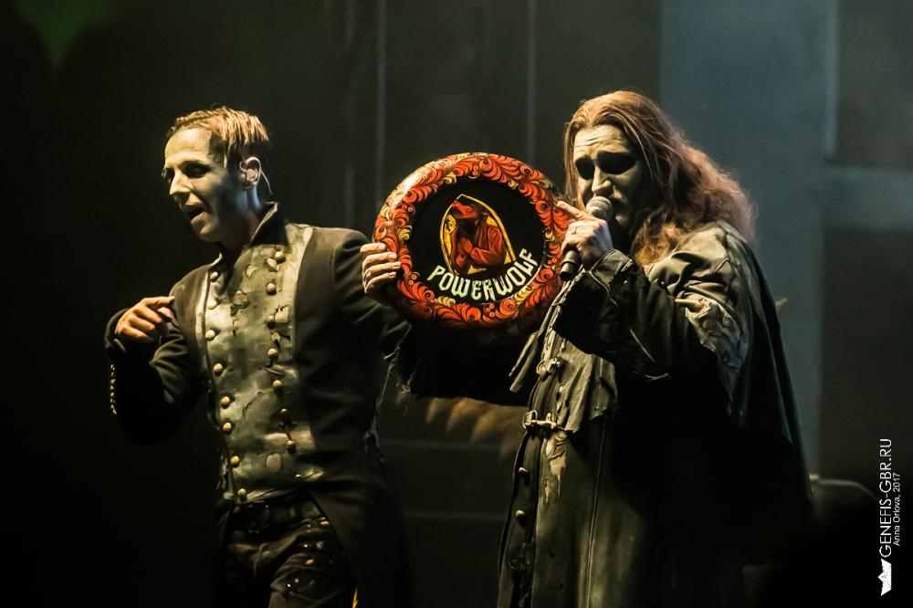 66 фото к материалу Blessed   Possessed Powerwolf