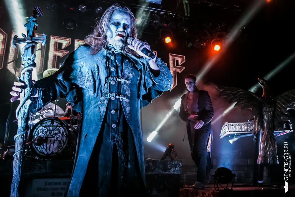 8 фото к материалу Blessed   Possessed Powerwolf