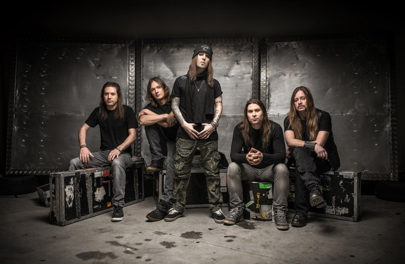 1 фото к материалу Концерты Children of Bodom в России