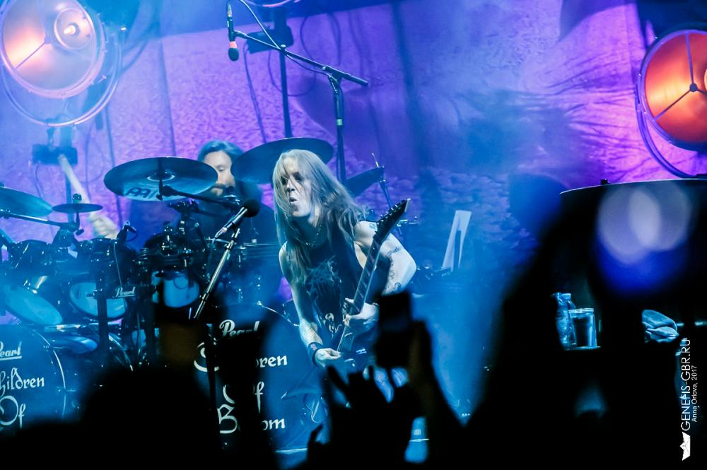 36 фото к материалу Children of Bodom в Москве  20 Years Down n  Dirty