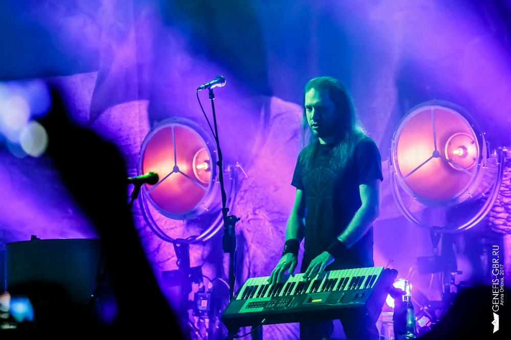 45 фото к материалу Children of Bodom в Москве  20 Years Down n  Dirty