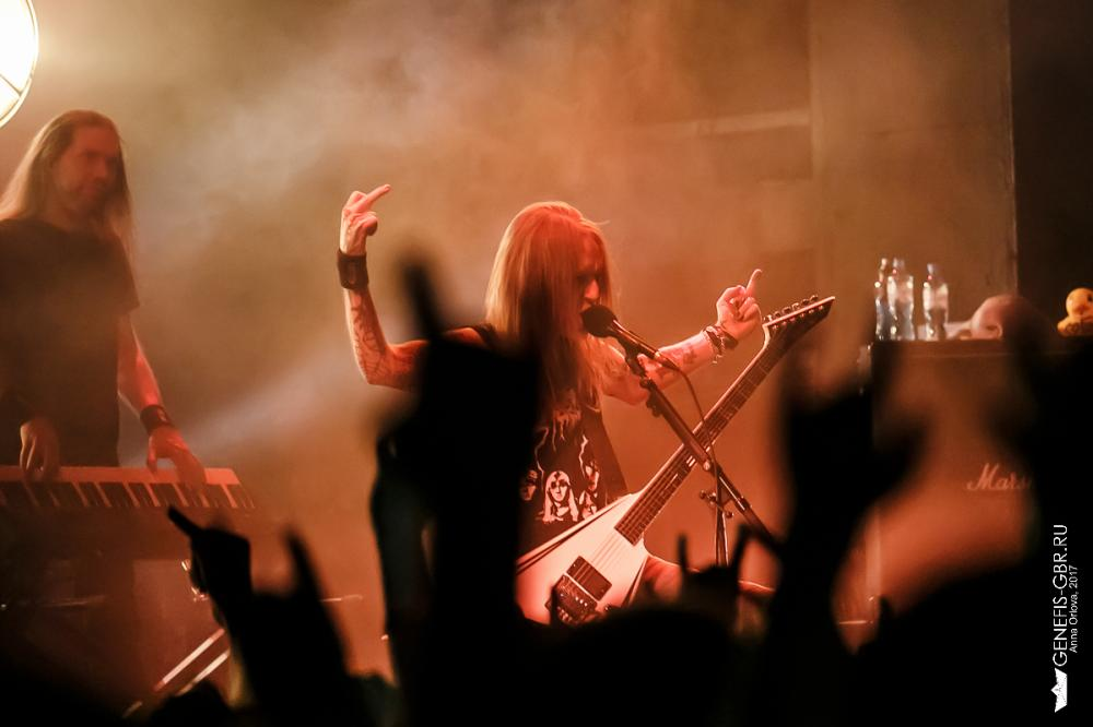 55 фото к материалу Children of Bodom в Москве  20 Years Down n  Dirty