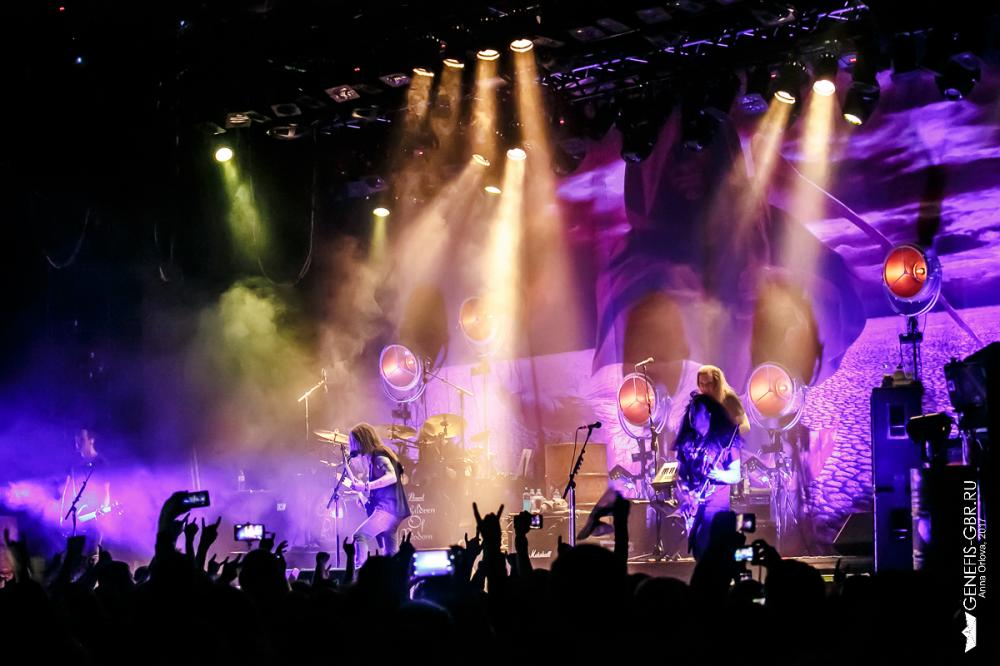 59 фото к материалу Children of Bodom в Москве  20 Years Down n  Dirty