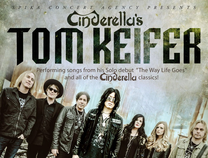0 фото к материалу Cinderella s Tom Keifer 2015