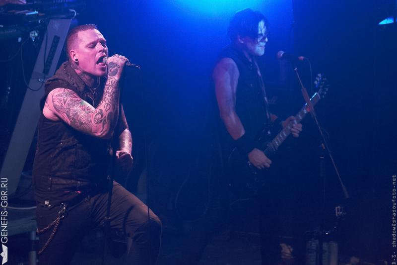 12 фото к материалу Combichrist  Today we are all maggots