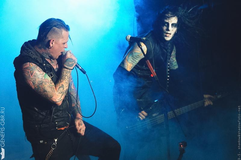 14 фото к материалу Combichrist  Today we are all maggots