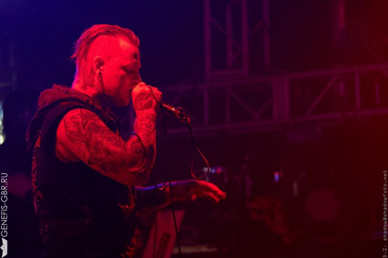6 фото к материалу Combichrist  Today we are all maggots