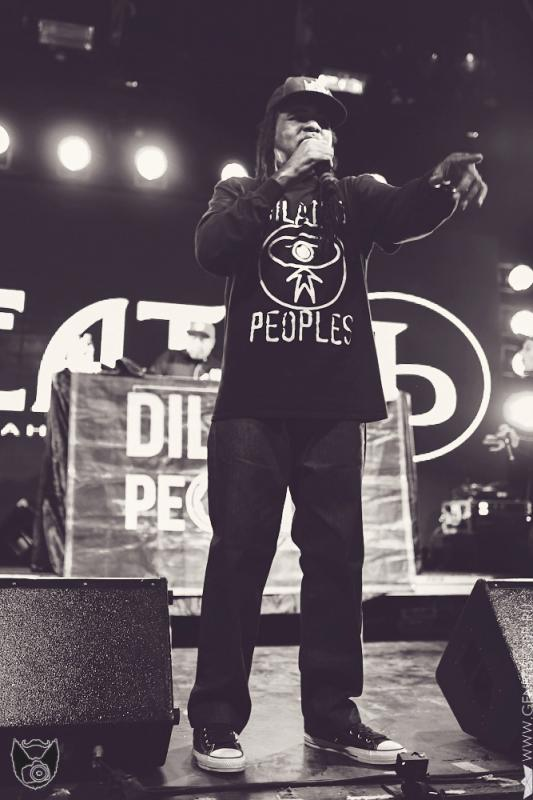 12 фото к материалу Dilated Peoples в клубе Театръ