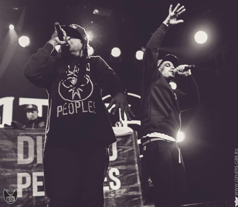 13 фото к материалу Dilated Peoples в клубе Театръ