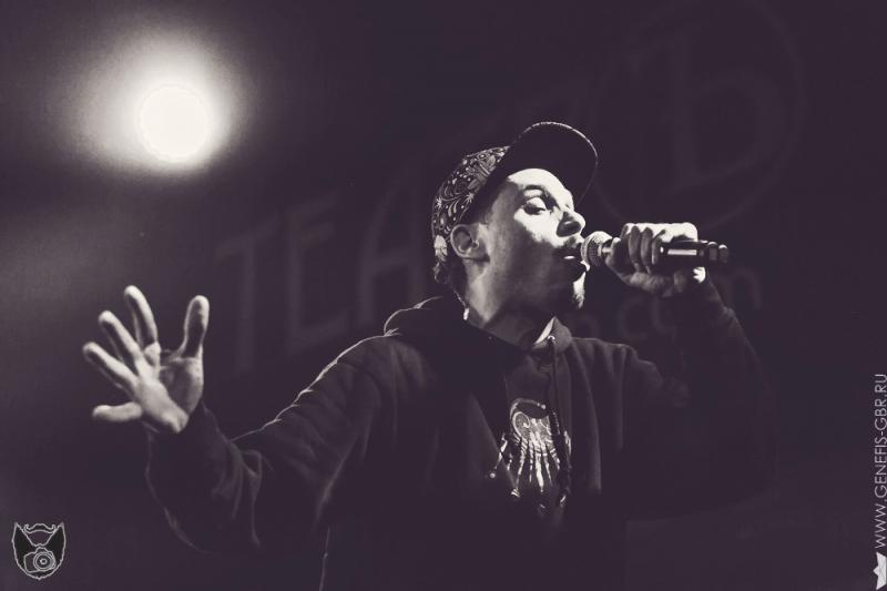 23 фото к материалу Dilated Peoples в клубе Театръ