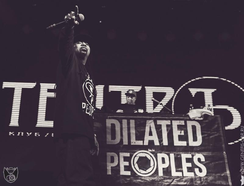 40 фото к материалу Dilated Peoples в клубе Театръ