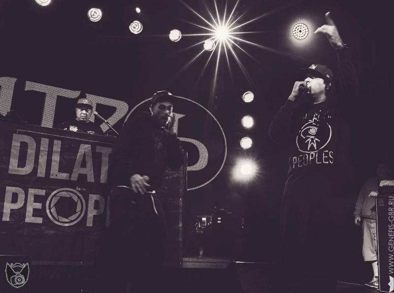 41 фото к материалу Dilated Peoples в клубе Театръ