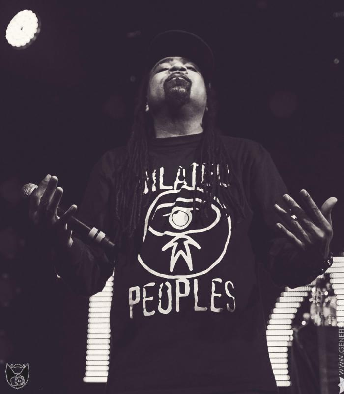 9 фото к материалу Dilated Peoples в клубе Театръ