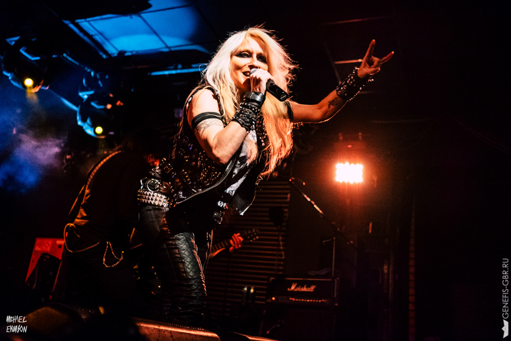 1 фото к материалу Doro  Forever Warriors  Forever United