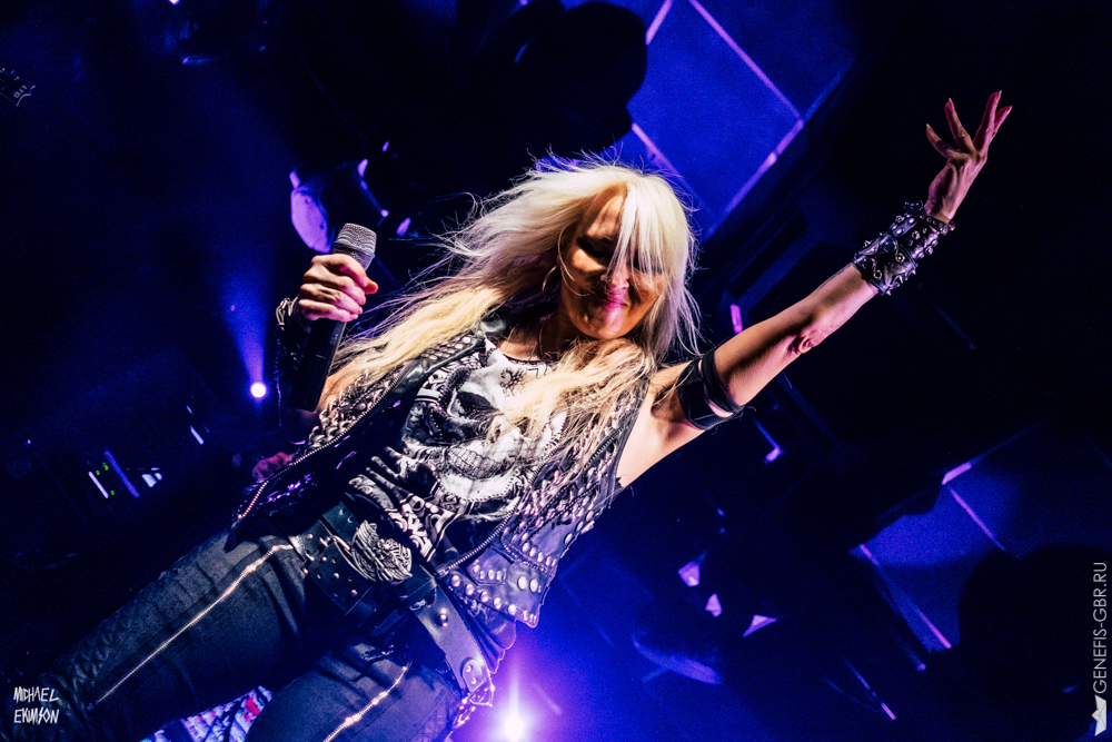 21 фото к материалу Doro  Forever Warriors  Forever United