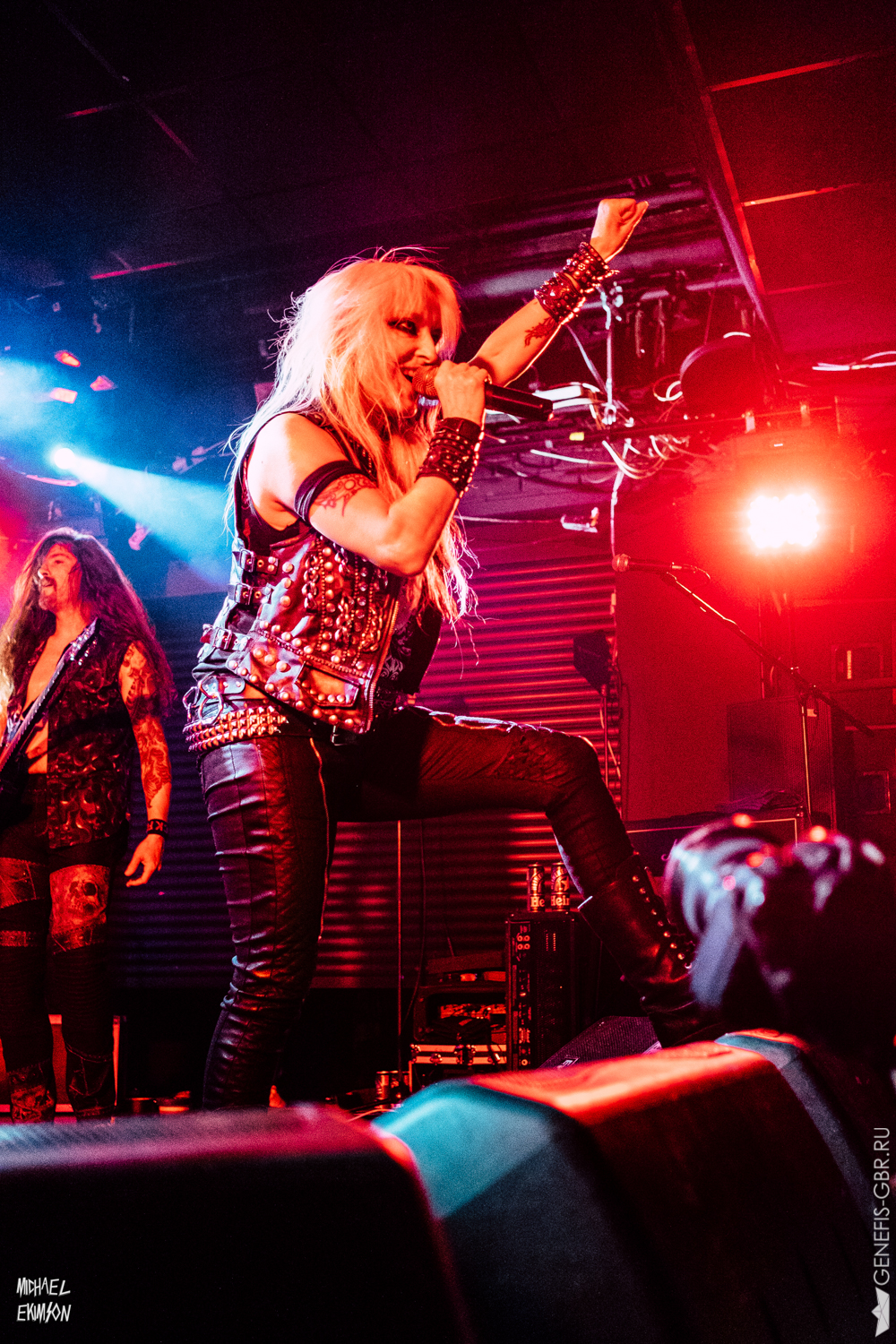 34 фото к материалу Doro  Forever Warriors  Forever United