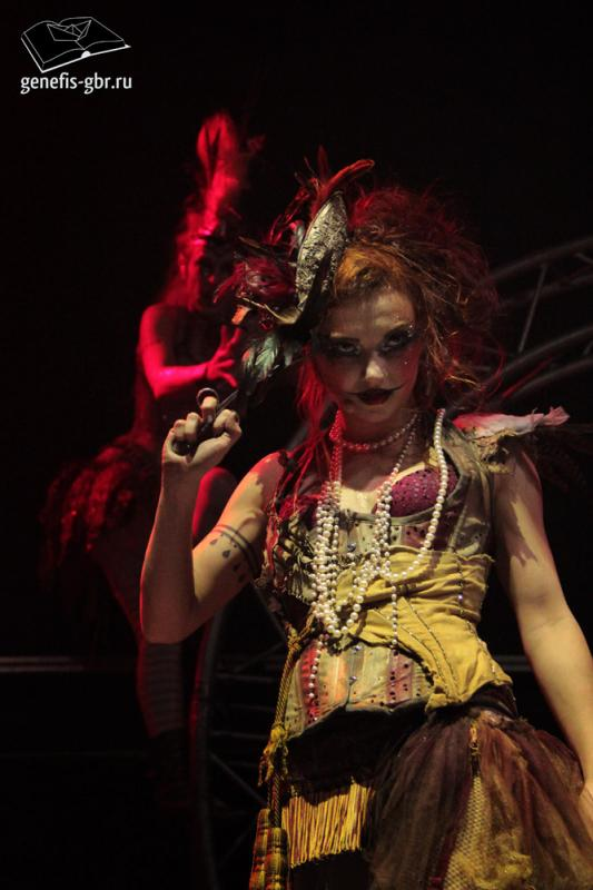 3 фото к материалу Emilie Autumn